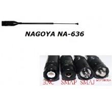 Nagoya NA-636 антенна 144-430-450-900 МГц