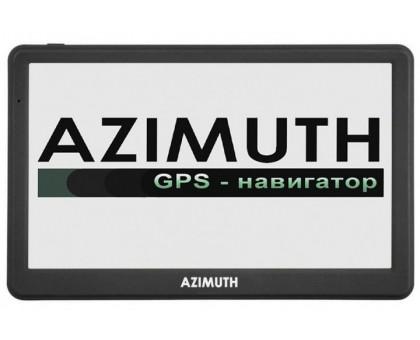 Azimuth S74 GPS навигатор автомобильный