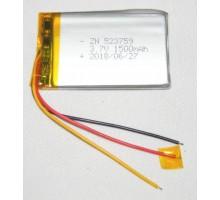 Аккумуляторная батарея для навигаторов (59x37x4)