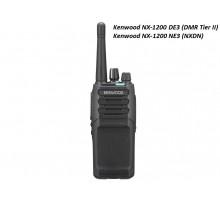 Kenwood NX-1200DE3 DMR радиостанция 136-174 МГц