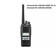 Kenwood NX-1300DE2 DMR радиостанция 400-470 МГц