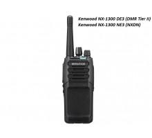 Kenwood NX-1300DE3 DMR радиостанция 400-470 МГц