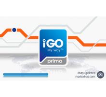 Обновление навигационных карт