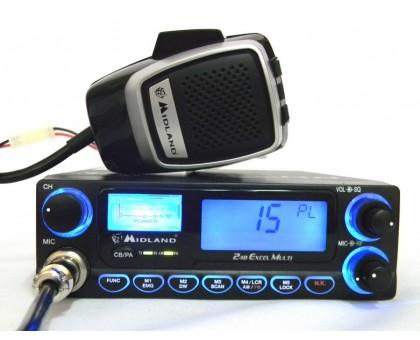 Midland 248XL радиостанция 27 МГц