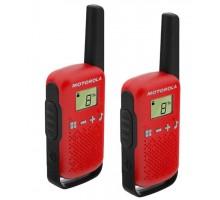 Motorola TLKR T42 радиопереговорное устройство walkie-talkie (пара)
