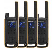 Motorola TALKABOUT T82 EXTREME QUAD радиопереговорное устройство walkie-talkie