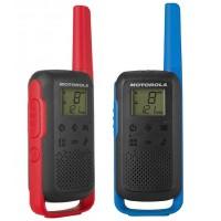 Motorola TALKABOUT T62 радиопереговорное устройство walkie-talkie (пара)