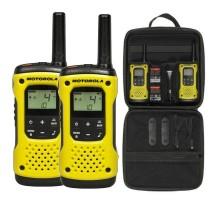 Motorola TALKABOUT T92 H20 радиопереговорное устройство walkie-talkie (пара)