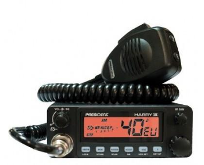President Harry III ASC радиостанция 27 МГц
