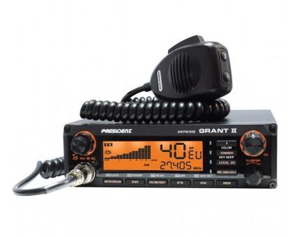 President Grant II ASC радиостанция 27 МГц