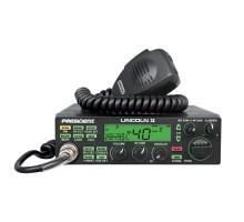 President Lincoln II ASC радиостанция 27 МГц