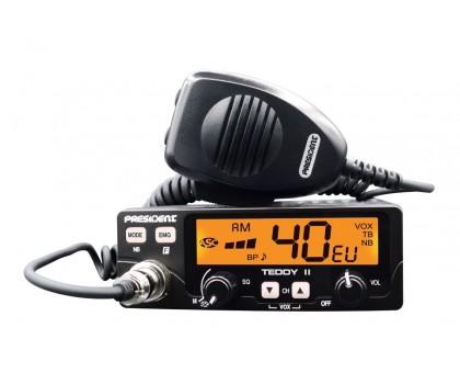 President Teddy II радиостанция 27 МГц