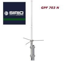 Sirio GPF 703 N антенна базовая 370-510 МГц