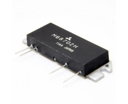 M68702H Mitsubishi гибридная микросхема